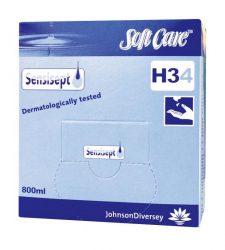 Kézfertőtlenítő szappan Soft Care Sensisept adagolóba (800 ml)