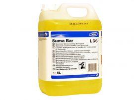 SUMA Bar L66 Folyékony gépi mosogatószer poharakhoz (5 liter)