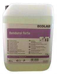 Bendurol Forte alaptisztítószer Ecolab (10 l)