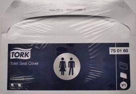 WC ülőketakaró Advanced, Tork (250 lap/csomag)
