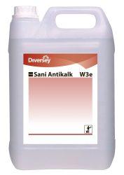 TASKI Sani Antikalk savas fürdőszobai tisztítószer, kemény, vízálló felületekre (5 liter)