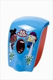 SOFT CARE Foam Bug Bluster a Soft Care Foam Soap habszappan gyermekek számára kifejlesztett adagolója