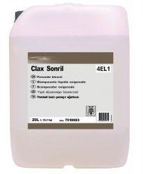CLAX Sonril conc 40 A1 oxigén-bázisú fehérítőszer koncentrátum magas hőmérsékletű mosáshoz (20 liter)