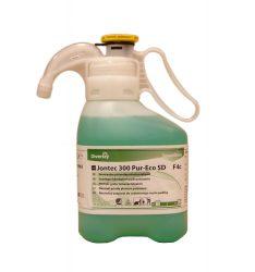 TASKI Jontec 300 Pur-Eco SD semleges kémhatású tisztítószer, alacsony habzású koncentrátum (1,4 liter)