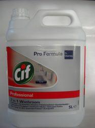 Cif Prof. szaniter tisztítószer 2in1 (5l)