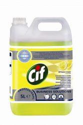 Cif Prof. APC általános felülettisztítószer citrom illattal (5 l)