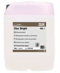 CLAX Bright fehérítő, fertőtlenítő adalék alacsony hőfokú technológiához (20 liter)