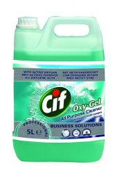 CIF Prof.Oxy-Gel Ocean általános felülettisztítószer (5 liter)