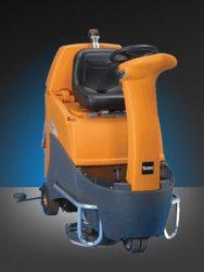TASKI swingo 2500 nagyteljesítményű vezetőüléses kétkefés automata takarítógép