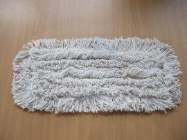 Mop patentos, pamut, 40 cm