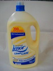 Lenor Linen Care textilöblítő (5 l)