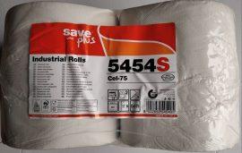 Ipari törlőpapír, 2 rét., 800lap, rec. (25x21cm) 2 tekercs/csom.