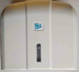 Adagoló kéztörlő Z és V hajtogatott papírhoz (YESH2)