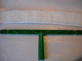 Ablakvizező tartóval 45cm