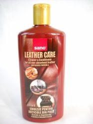 Bőr és szintetikus bőrápoló Sano Leather Care (500 ml)