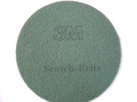 Súrolókorong (pad) SB 51 padlósúroló korong, zöld, 432 mm, 3M
