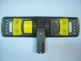 Sprint Plus moptartó, 40 cm, sárga
